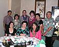 Hee Hing Restaurant: Mom's side family