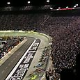 Sharpie 500 restart lap 496