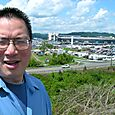TONO at south position of Bristol MotorSpeedway on 394