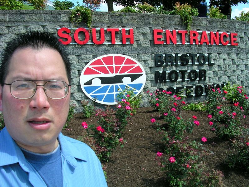 TONO at Bristol South Entrance 8-22-09