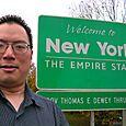 TONO Reenactment Welcome to New York 10-31-09