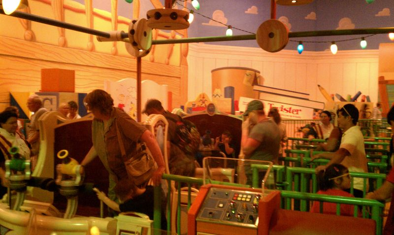 Toy Story Mania 2  9-30-2010
