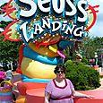 Sunshine at Seuss Landing 10-23-2010