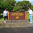 Nicholas Aurora Diamond Head Park sign 8-5-2011