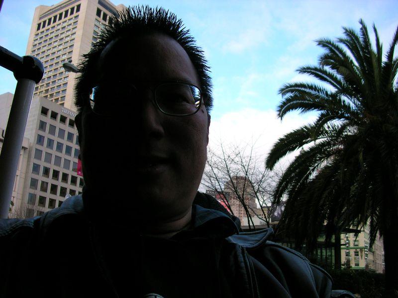 TONO Self Portrait Union Square Tiffanys 2-10-12