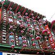Baazaar Decoration in Chinatown 2-11-2012