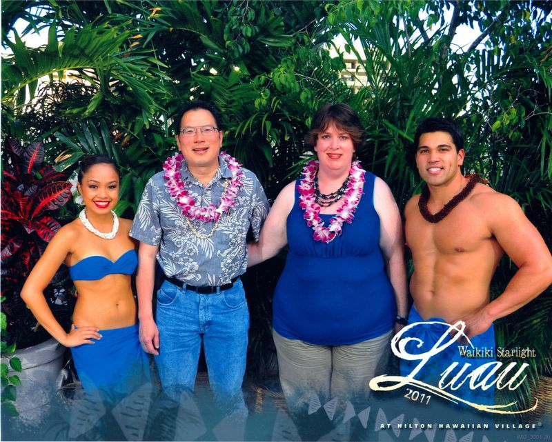 HiltonHawaiianVilliage TONO Sunshine 2011
