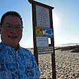 Nicholas at Coronado Beach near San Diego