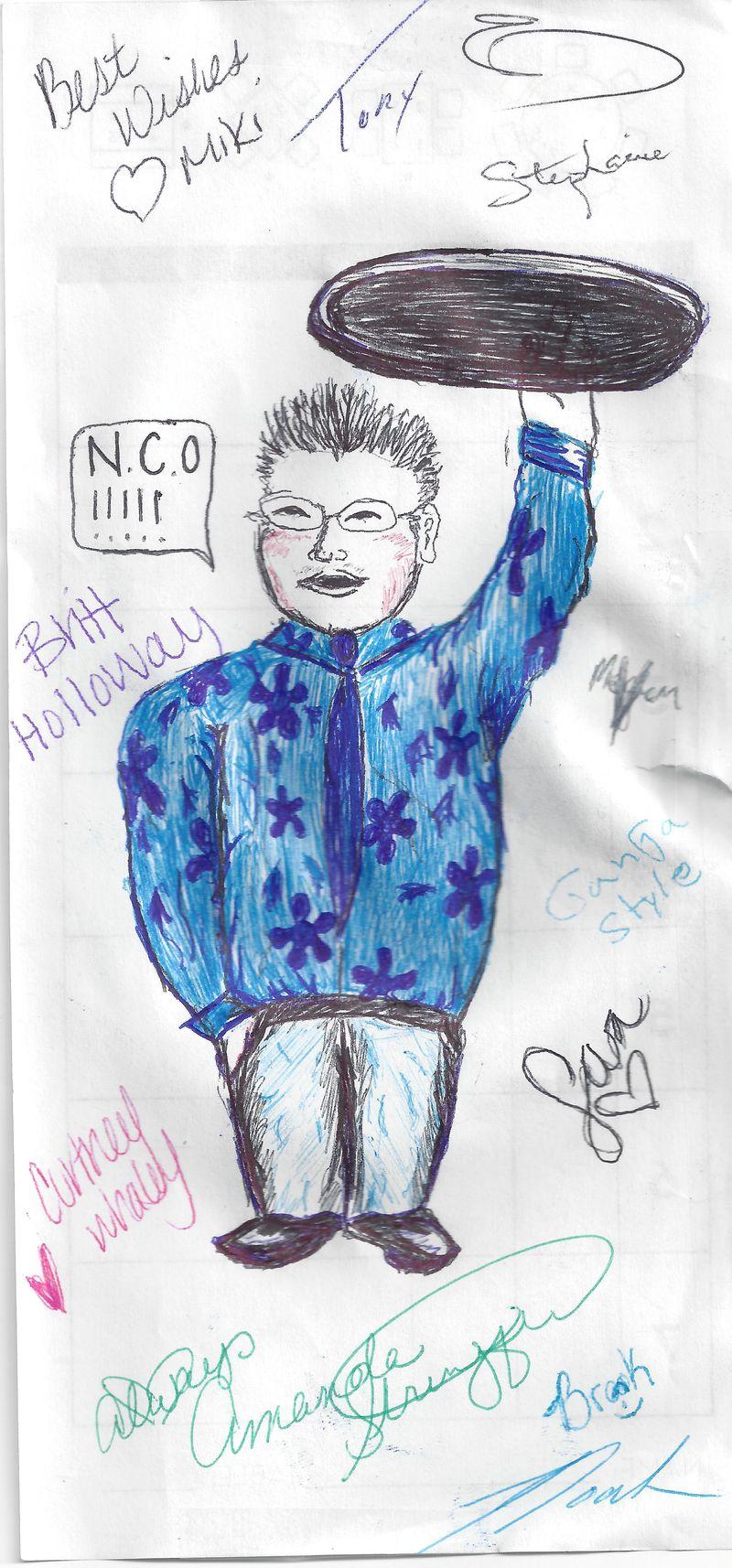 Nicholas by Noah 1-8-2014