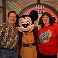 PhotoPass Visiting Disneys Hollywood Studios: Jedi Mickey!