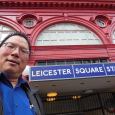 2015: Harry Potter World @ Leicester Square Station