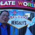 2016: Hershey's Store in Las Vegas