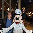 At Contemporary: Chef Mickey