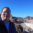 2016: At the Hoover Dam