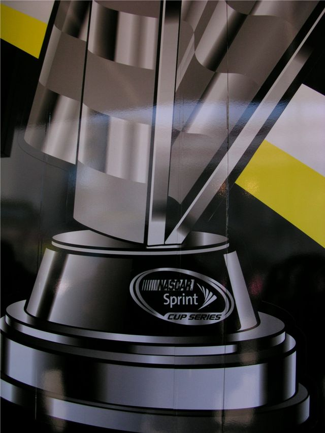 2009 Sprint Experience: Cup Trophy