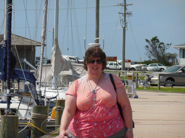 Sunshine on Orcacoke Island ...