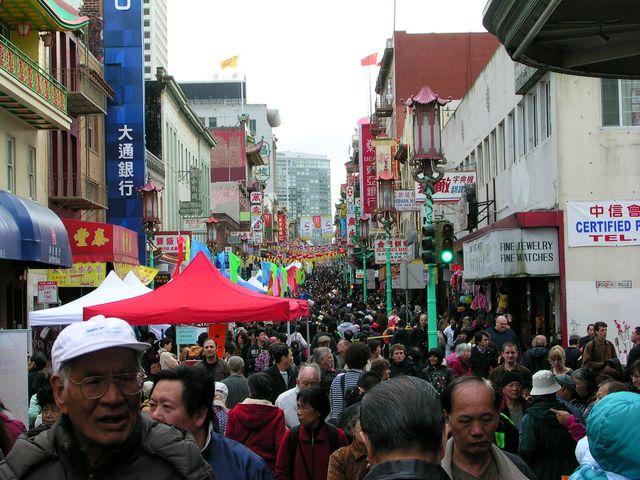 MassofpeopleinChinatownpreParade2-11-2012