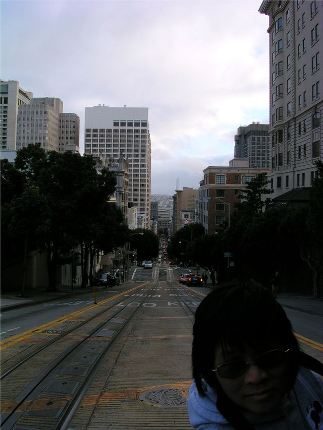 SF Cable Car Janine 2-10-12