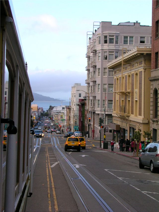 SF Cable Car shot 2-10-2012 423pm