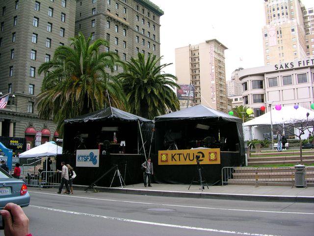 UnionSquareTelevisionPreParade2-11-2012