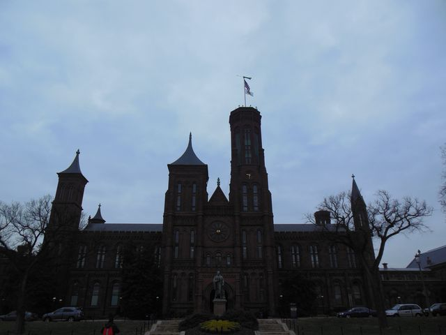 Smithsonian Castle/The Information Center