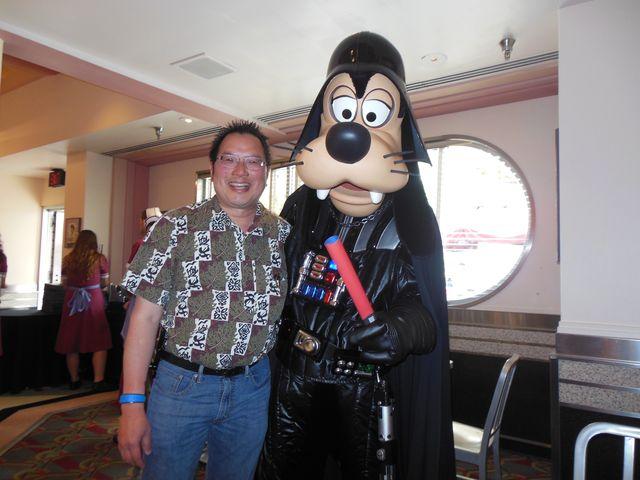 Darth Vader Goofy & Me