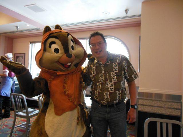 Ewoks Chip 'n' Dale & Me